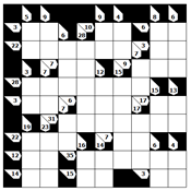 photograph regarding Kakuro Puzzles Printable referred to as sudoku on line.